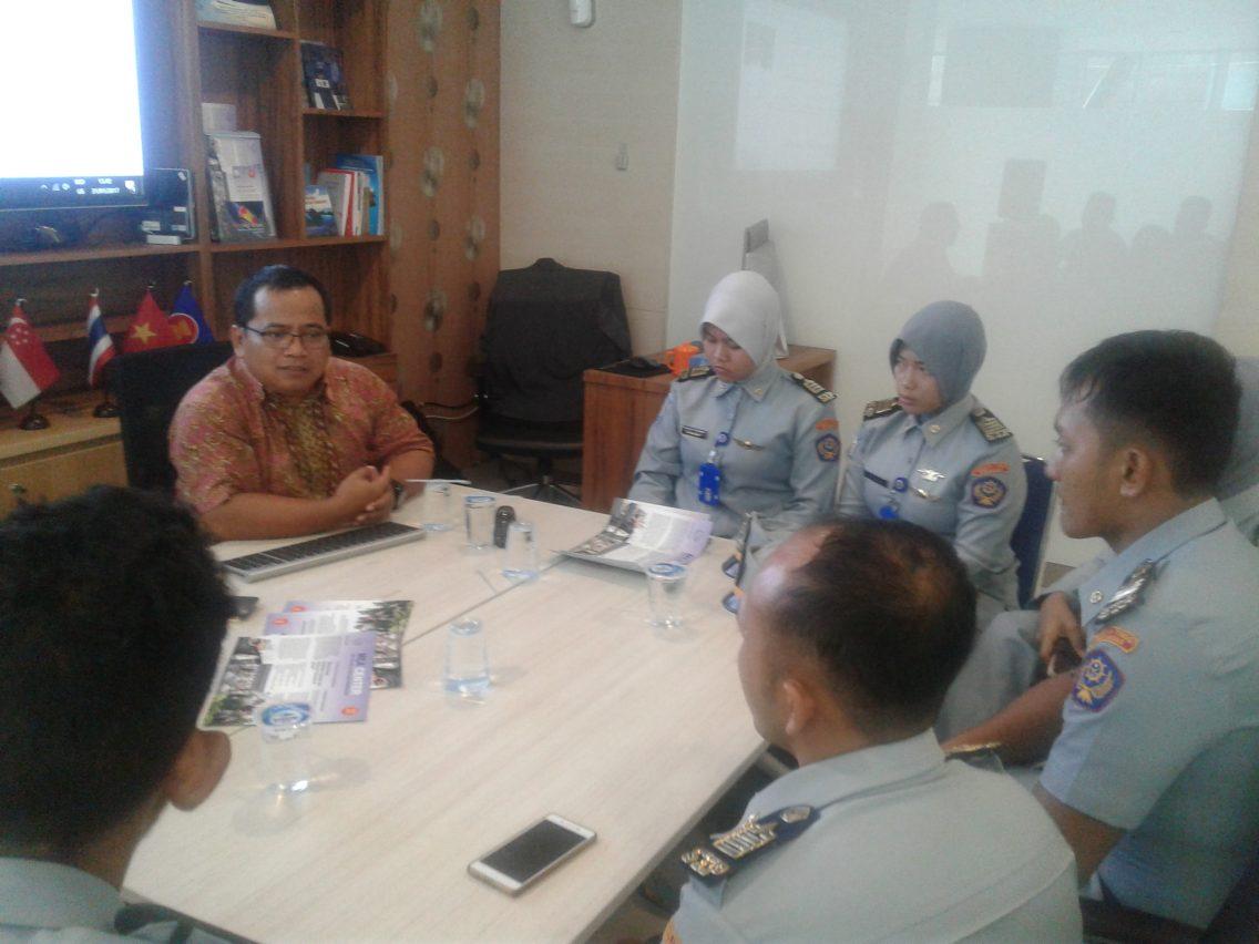 Kunjungan Mahasiswa STP Jakarta